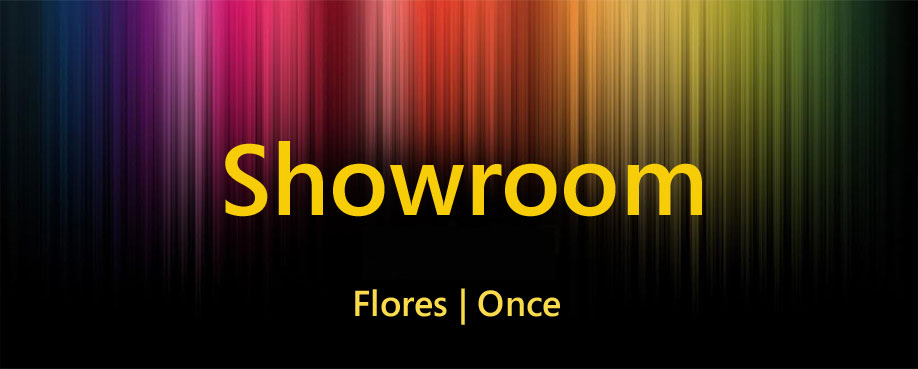 Showroom en Flores y Once